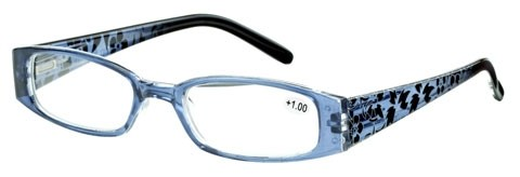 Fashion reading glasses blue 