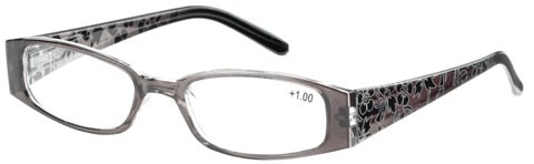 Fashion reading glasses grey 