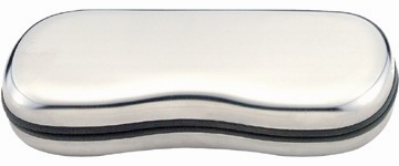 Steel solid glasses case B Steel solid glasses case 150x60x30 mm